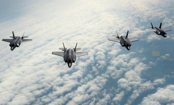 7 Ways The F-35 Stealth Fighter Will Literally Take Your Breath Away