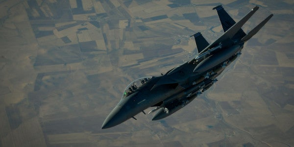 US Fighter Jet Shoots Down Another Iranian Drone Threatening Coalition Troops In Syria