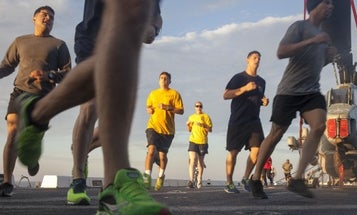 Navy Relaxes PRT Rules For Its Thinnest, Fittest Sailors