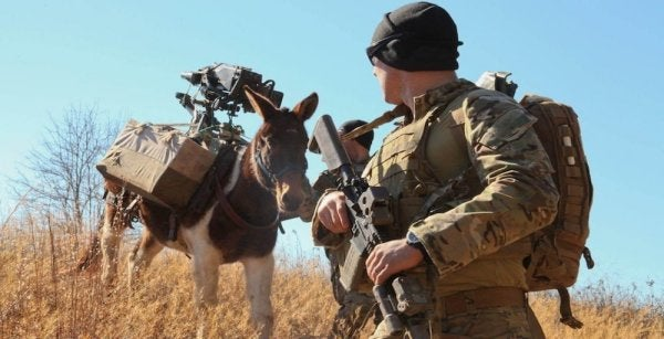 The Army's Guide To Waging War On Horseback Is Brilliant And Ridiculous