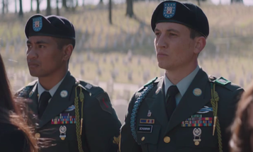 The Trailer For Hollywood's Latest Iraq War PTSD Drama Just Dropped