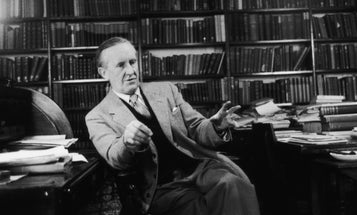 If He Hadn't Seen Combat, JRR Tolkien May Have Never Written A Word