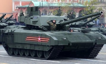 Russia Claims Its Next-Generation Main Battle Tank Has 3 Times The Range Of The Abrams