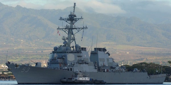 US Missile Defense Test Fails, Showing It's Still Hard To Hit A Bullet With A Bullet