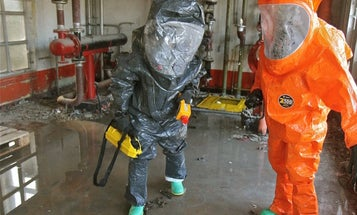 Report: Same Army Lab In Anthrax Scare Might Have Also Lost Small Amount Of Sarin