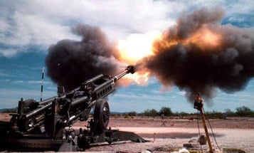 The Army Is Looking For A Special Artillery Shell That Can Totally Paralyze Enemy Cities