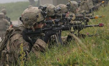 One Lucky Army Brigade Has Blasted 1 Million Rounds During Europe Training