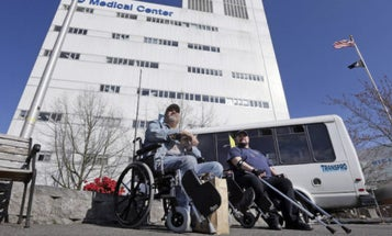 Veterans Groups In Washington Argue Repealing Obamacare Will Hurt Disabled Vets