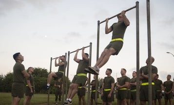 EXCLUSIVE: Preliminary Results For The PFT Are In. Here's What They Say About The Corps' Youngest Marines