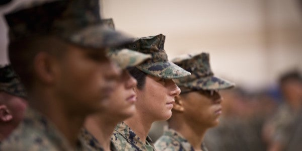 How A Forward-Looking Approach To Gender Will Make The Marines Stronger