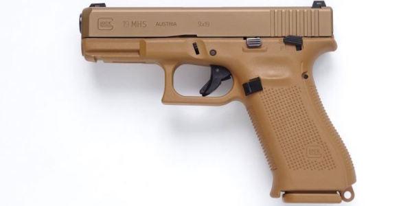 Glock Just Dropped Photos Of Its Modular Handgun System Entries