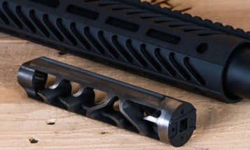 Experience The Quiet Power Of This New Integrally Suppressed Barrel For Your AR