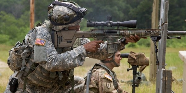 The Army's Specialized New Training Course Is Designed To Make Snipers Deadlier Than Ever