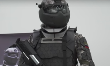 Russia Just Unveiled A High-Tech Combat Suit Straight Out Of 'Star Wars'