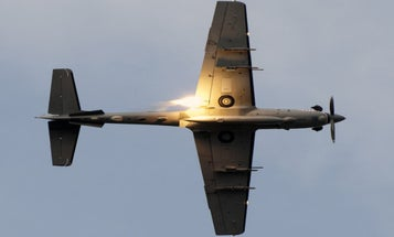 Will The Air Force's Light Attack Aircraft Experiment Actually Happen?