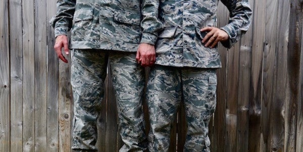 Lawmakers Want To Cut Housing Stipends For Dual-Military Couples