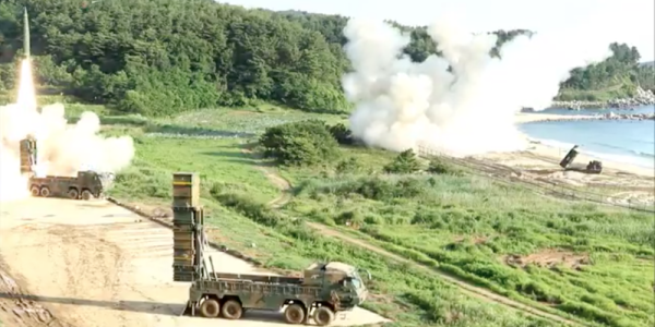 US, South Korea Fire Missiles In Show Of Force Against North Korea