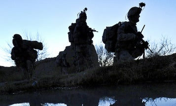 DoD Identifies 19-Year-Old Army Private Killed In Helmand
