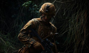 The Navy Developed A Field Guide For Marines To Boost Their Senses Downrange