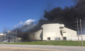 Explosion At Eglin Air Force Base Prompts Evacuation Amid Toxic Smoke Fears