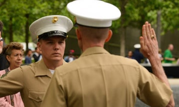 The Marine Corps Is Now Offering A Hefty New Enlistment Bonus