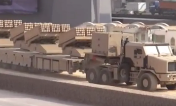 This 240-rocket launcher may be the most badass semi-trailer truck in history