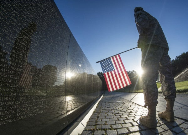 Vietnam Vets Bore An Immense Burden So Future Generations Wouldn't Have To