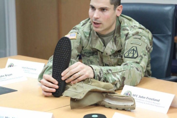 The Army's New Jungle Boot Has Arrived