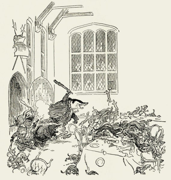 The Battle Of Toad Hall Is A Masterpiece Asymmetrical Warfare