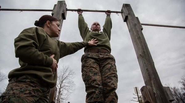 Here's What Marines Have To Say About The New PFT Standards