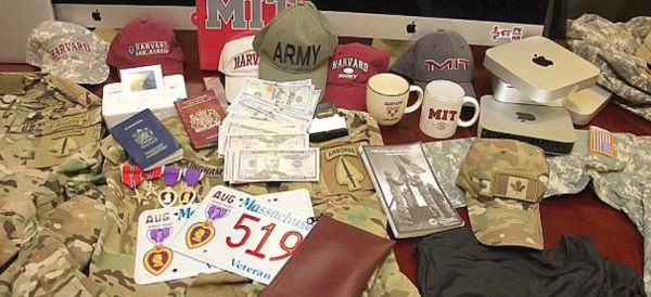 Infamous Conman Heads To Jail For A long Time After Impersonating A Veteran…Again