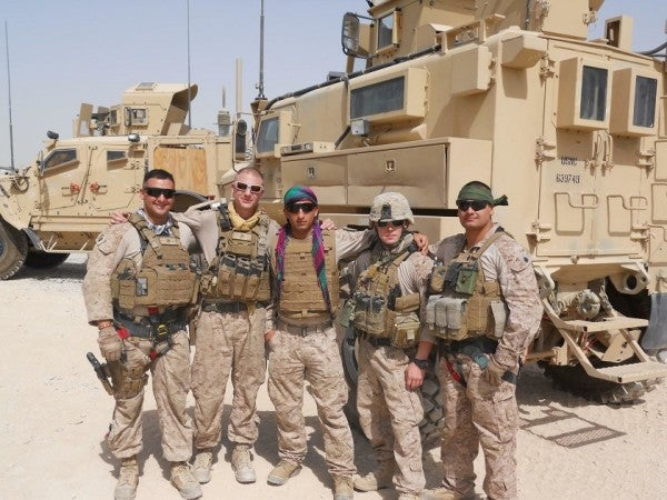He Was A Terp For Recon Marines In Helmand. Now He's Headed To The School Of Infantry