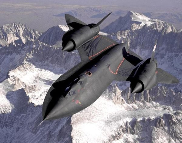 Skunk Works Just Revealed New Details About The SR-71 Blackbird's Ultra-Secret Successor
