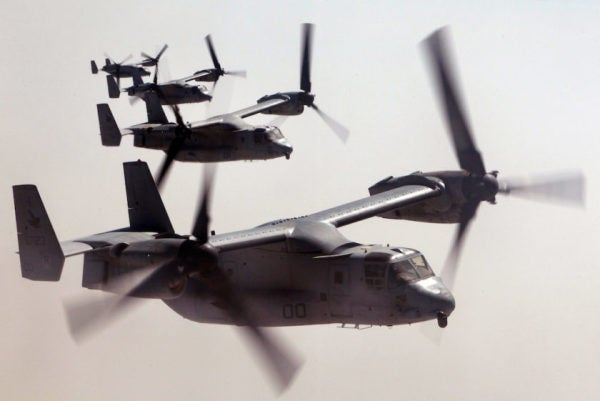 Here Are All The High-Tech Goodies On The Marine Corps' Wish List