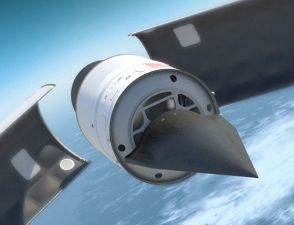 The Pentagon's New Super Weapon Is Basically A Weaponized Meteor Strike
