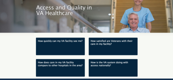 Here's A Look At The VA's New Yelp-Style Ratings Website
