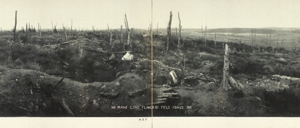 Why The Wild Men Of No Man's Land Endure, 100 Years Later
