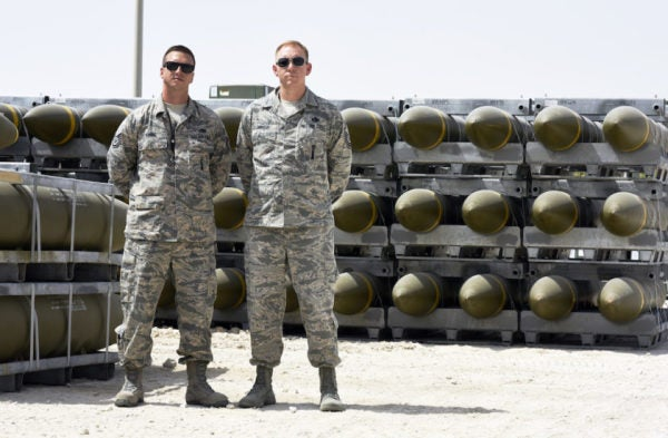 Crucial CENTCOM Base Caught In The Middle Of Qatar's Diplomatic Meltdown