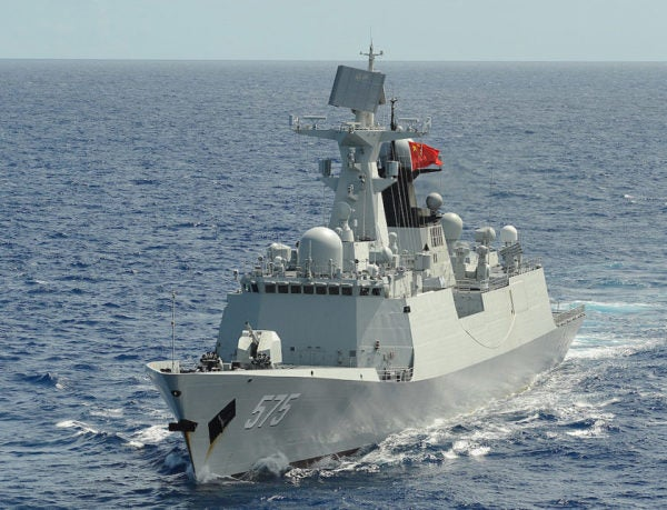 The 5 Biggest And Baddest Navies Sailing The Seas Today