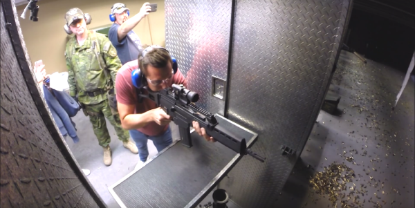 Watch This Guy Tear Up A Shooting Range With Every Gun You Can Imagine