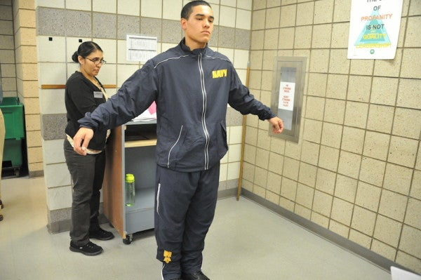 The Navy's New Track Suit Is Finally Here
