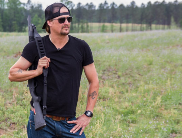 Kid Rock Will Keep Shooting Sh*t On Video Until You Buy His Grill