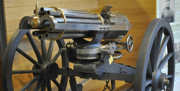 6 Freaky Weapons That Came Out Of The Civil War