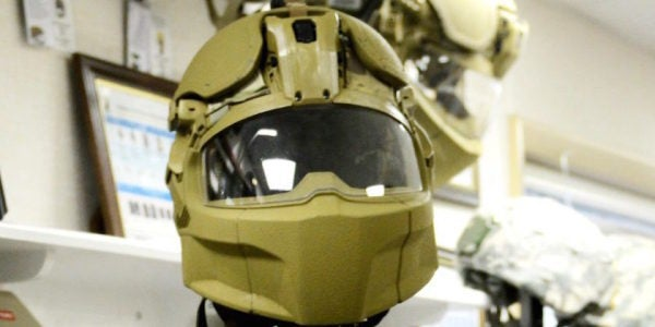 The Army and Marines Are Racing To Make Lighter Body Armor As Soon As Possible