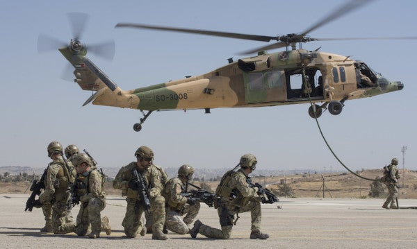 24 Countries Join Together For Largest Annual Military Exercise In The Middle East