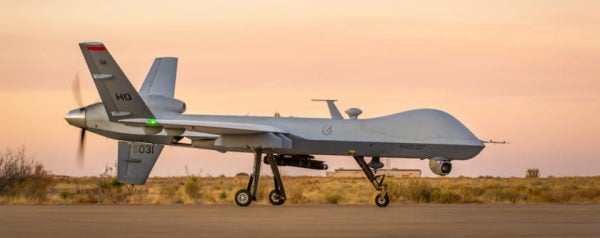 The Air Force's MQ-9 Reaper Drone Just Got A Whole Lot Deadlier