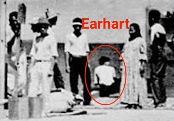 Does A Newly Discovered Photo Prove Amelia Earhart Survived Her Plane Crash In The Pacific?