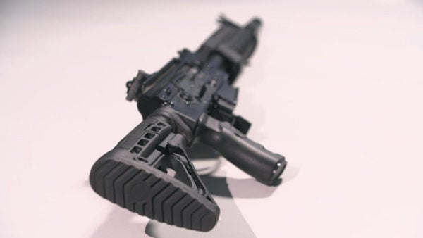 The Company Behind The AK-47 Just Dropped A Badass New Pump-Action Rifle