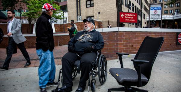 Meet The VA's Secret Weapon In New York: The Veterans Of 'Post 23'