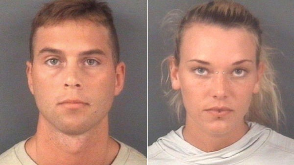 Vet And Her Soldier Boyfriend Shot Dog 10 Times, New Report Shows